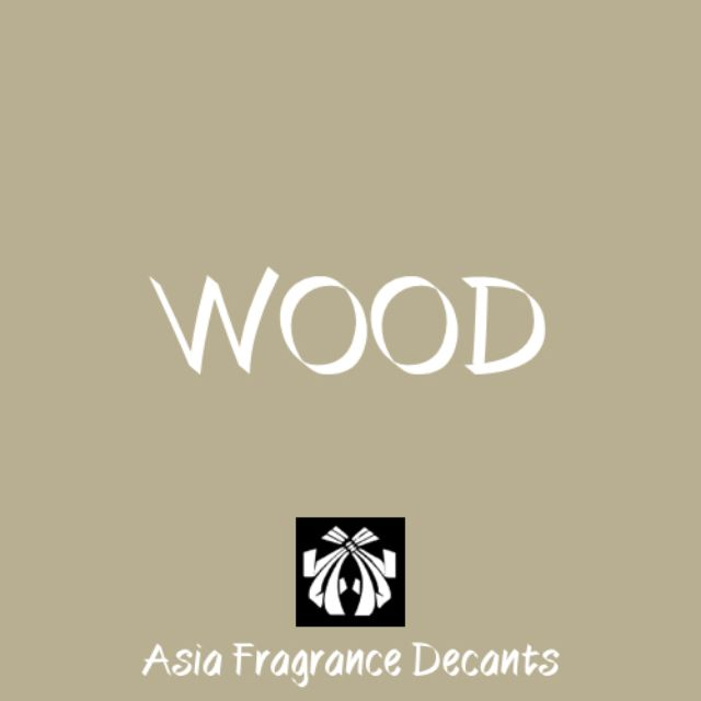 Wood based Fragrance (5ml decants)