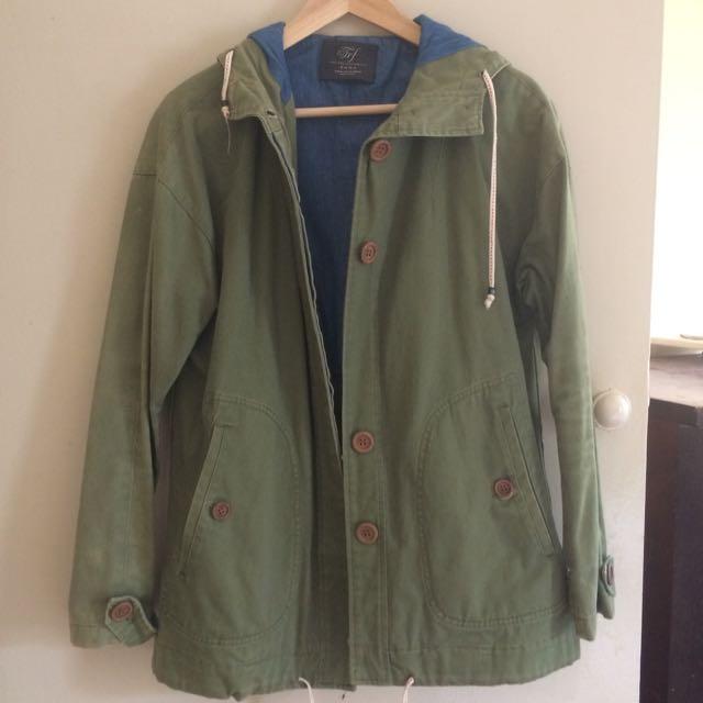 Zara Lightweight Jacket Size M