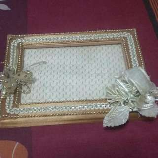 Photo Frame For Putting Dowry