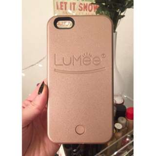 Rose Gold Lumee Case for iPhone 6/6s