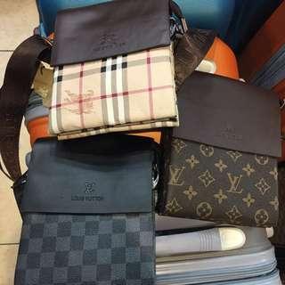 Prada Burberry Men Bag Wallet