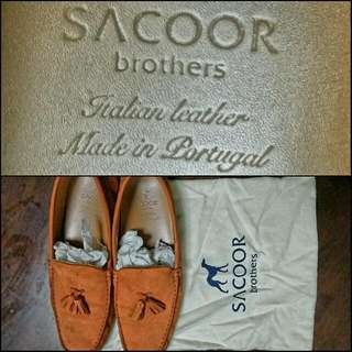 Sacoor Brothers Tassel Loafer US 11, UK 10, EU 44