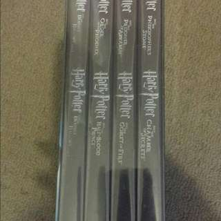 Harry Potter The Complete 8 disc Set Box