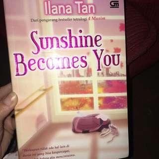 Novel Sunshine Becomes U