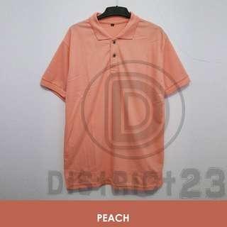 Polo Shirt / Kaos Polo Unisex ( Size S - XXXL )
