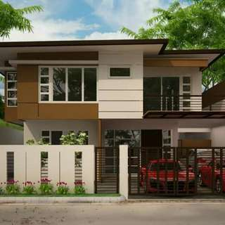 House And Lot In Bf Paranaque