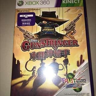 Xbox 360 Game - The Gunstringer for Kinect