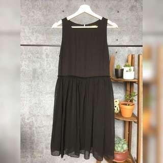 Princess Highway Black A-Line Dress