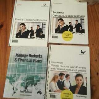 Business And Management Textbooks