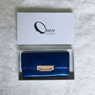 Oran Leather Wallet