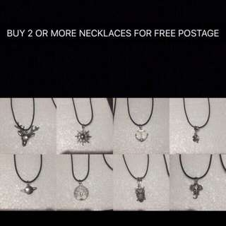 $5 Necklaces by Erin