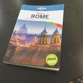 Rome Travel Book