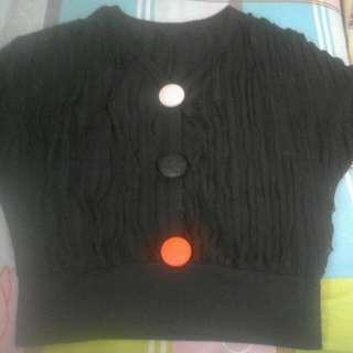 Black Blouse (See Tru)