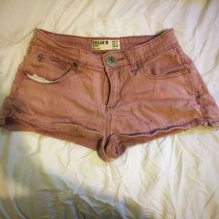 Faded Purple Cotton On Shorts 8