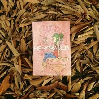 Buku Puisi: Memorabilia - Kiki Ramadhani