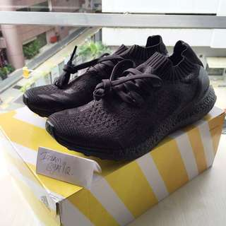 Adidas Ultra Boost (Uncaged) Tripe Black