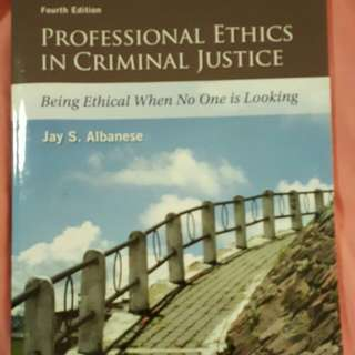 4th Year Of JUSTICE Ethics Course
