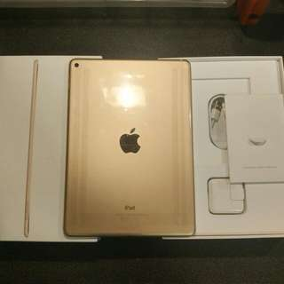 iPad Air 2 Gold 16gb Wi-fi