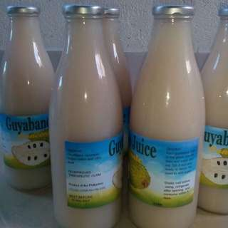 Guyabano Juice Concentrate