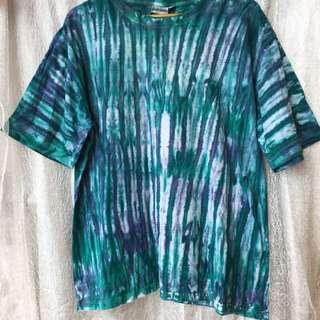 Men's Tie Dye T shirt - XL