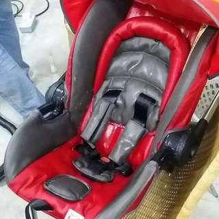 CUCI CAR SEAT BABY