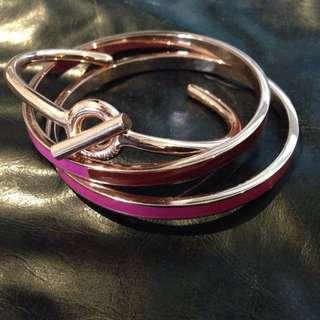 2 Mimco Bracelet Bangles