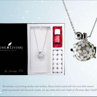 Young Living Essential Oil & Diffuser Necklace