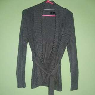 H&M Cardigan With Belt
