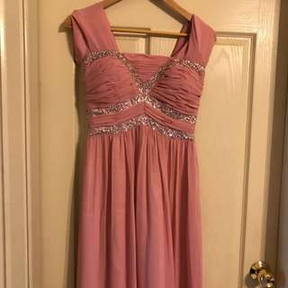 Formal Gown Size S