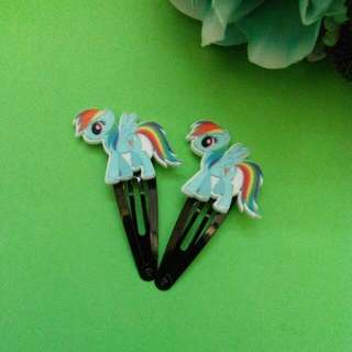 Little Pony Hairclip