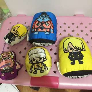 ONE PIECE KEYCHAINS