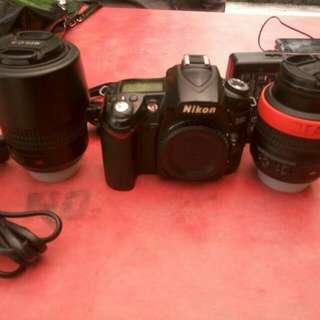 kamera nikon D90 bisa nego