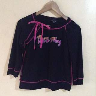 Mango Black Longsleeves