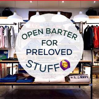 OPEN BARTER! JUST ASK:)