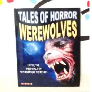buku import anak Tales of Horror Werewolves