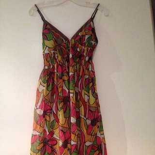 Peter Alexander Silk Dress Size XS