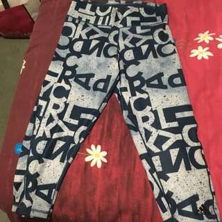 Adidas Tights Blue