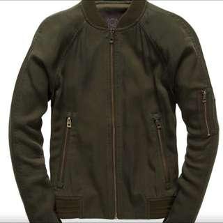 極度乾燥Lillie Bomber Jacket 外套