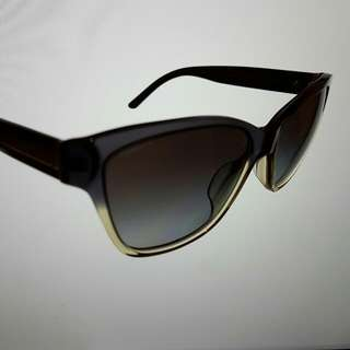 Original Burberry Sunglasses with gradient frame & lenses (RARE)