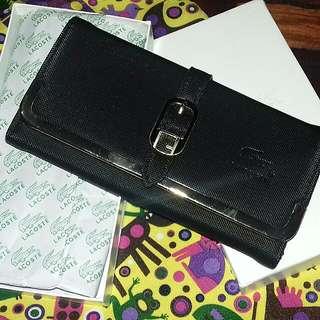 lacoste wallet classA