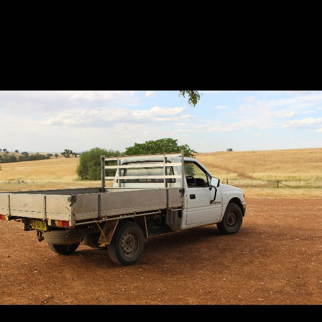 1989 holden rodeo for sale