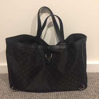 *Authentic Gucci Nylon Bag