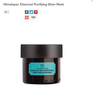 Himalayan Charcoal Superfoods Purifying Mask
