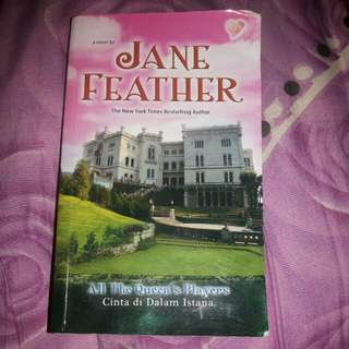 All The Queen Players Novel By Jane Feather