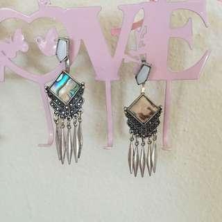 Lovisa Swinging Shell Earrings