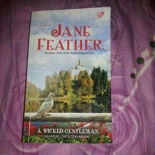 A Wicked Gentlemen Novel By Jane Feather
