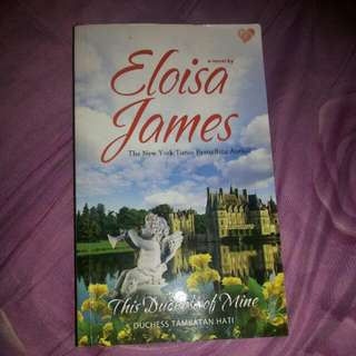 Eloisa James Novel