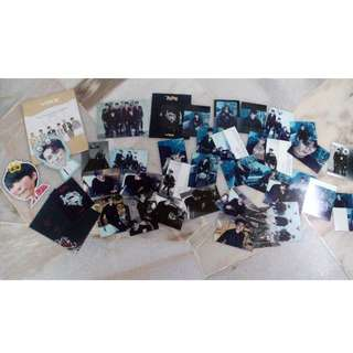 VIXX COMBO PACKAGE OFFICIAL AND UNOFFICIAL