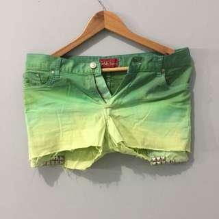 Hot Pants Ombre