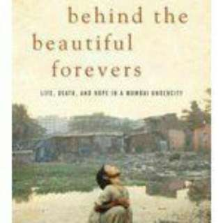 《Behind the Beautiful Forevers》ISBN:1400067553